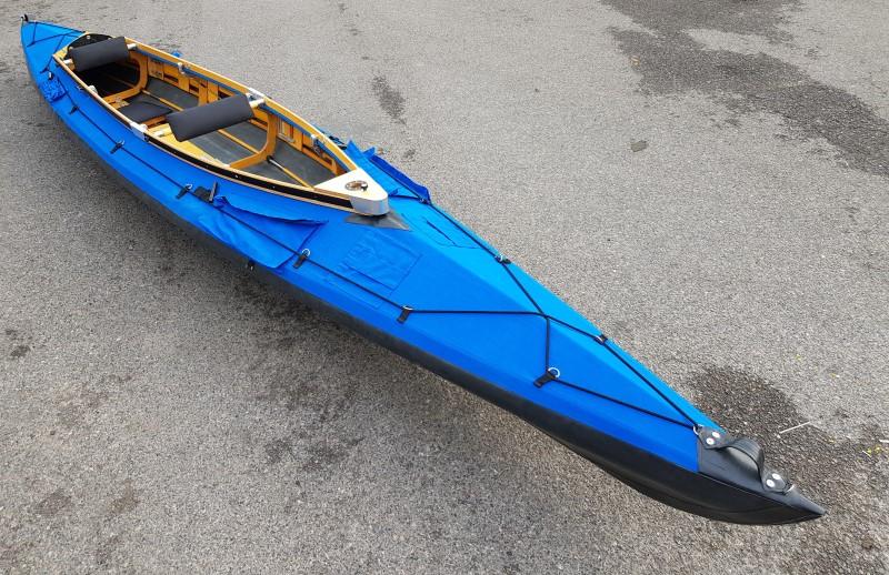 Folding Kayaks Uk Used Folding Kayaks Klepper Wayland