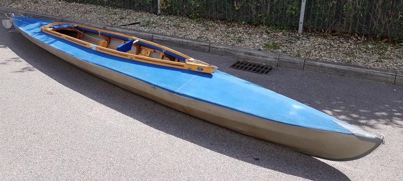 Folding Kayaks UK - used folding kayaks - Klepper, Tyne, Granta and