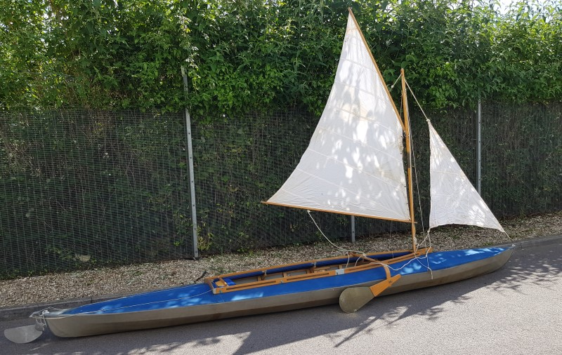 Folding Kayaks UK - used folding kayaks - Klepper, Tyne